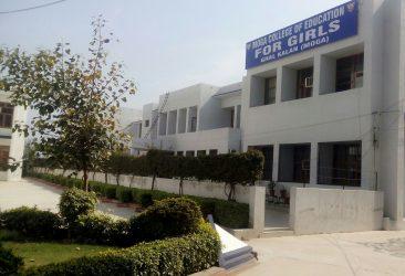 Moga College Of Education For Girls